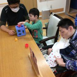 障害者支援施設山郷館くろいし生活介護(通所)